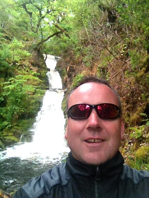 tony payne waterfall killarney