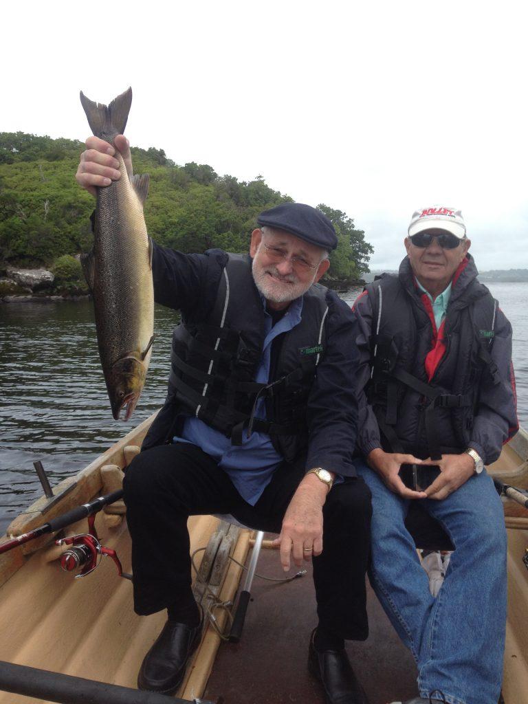 family fishing killarney